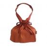 Japanese Bento Cloth Bag for bento box lunch box - Red Urara