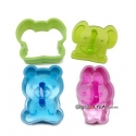 Japanese Bento Accessories Sandwich Cutter Small Animal