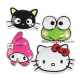 Food Decorating Topper Hello Kitty My Melody Set