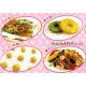 Japanese Silicone Coated Cooking Paper Sheet Heart