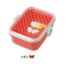 Microwavable Japanese Bento Box Lunch Snack Box Ribbon