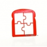 Bento Accessories Sandwich Cutter Fun Puzzle