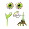 Food Decorating Pick Monster Molded Ring Pick Halloween