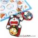 Cute Mobile Strap Key Chain - Doraemon Nobita