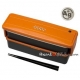 Japanese Ag+ Bento Lunch Box Set 2 Compartment Orange