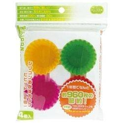 Japanese Bento Accessories Silicone Colorful Food Cup