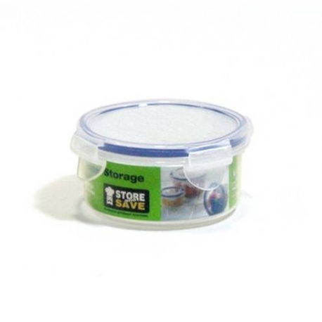 Microwavable Airtight Round Bento Container