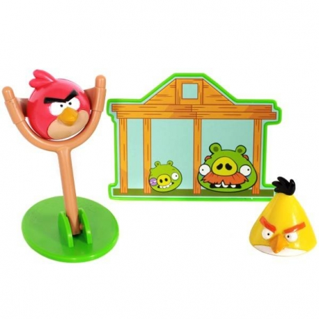 Food Decorating Cake Kit Angry Birds 4 pcs