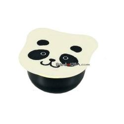 Microwavable Japanese Small Bento Box Snack Panda
