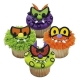 Food Decorating Party Ring Scary Funny Eyes 4 Designs
