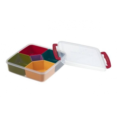 Made in Japan Bento Box Lunch Box Set 5 Sections