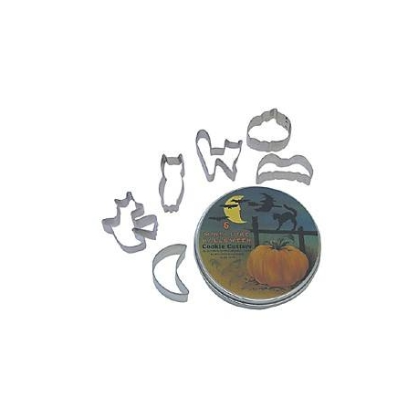 Bento Ham Cheese Cookie Cutter with Case Halloween