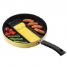 Japanese Triple Fry Pan 3 Convenient Sections