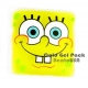 Reusable Cold Gel Pack Sponge Bob for Pain Relief and Bento Box