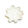 Bento Pastry Cookie Cutter and Stamp Flower L