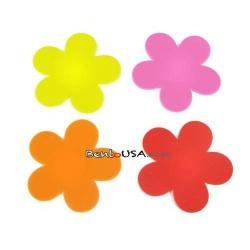 Silicone Japanese Bento Baran Sheet Reusable Flower