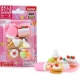 Cute Japanese Cake Ice Cream Puzzle Eraser Set