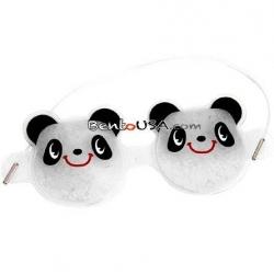 Cute Japanese Panda Hot and Cold Ge Beadl Eye Mask