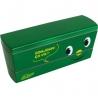 Japanese Microwave Safe 2-tier Slim Bento Box with Chopsticks Bonjour Green