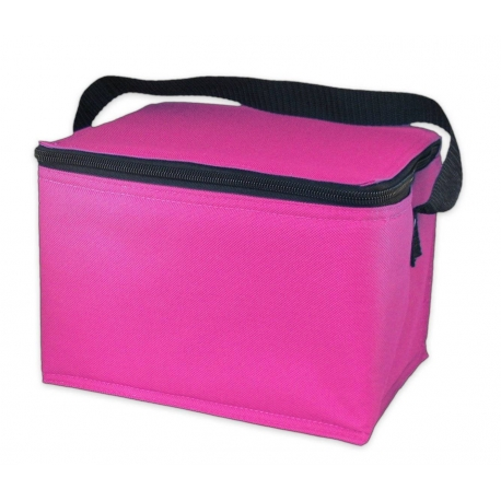 Easylunchboxes Cooler Insulated Bento Lunch Bag - Pink