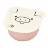 Microwavable Japanese Small Bento Box Snack Pig