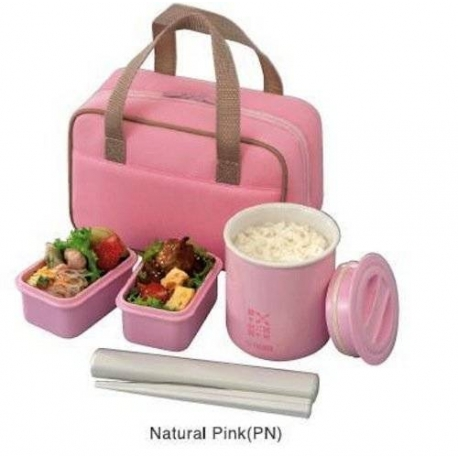 Kids Bento Stainless Lunch Box Green