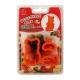 Japanese Bento Accessories Cookie Cutter Set 3D Bear