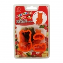 Japanese Bento Accessories Cookie Cutter Set 3D Bear