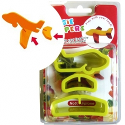 Japanese Bento Accessories Cookie Cutter Set 3D Airplane