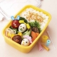 Japanese Bento Deco Animal Face Cutter and Ears Food Pick Set