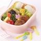 Japanese Bento Accessory Food Picks Bear Rabbit Paper Rock Scissors