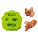 Japanese Bento Cute Food Wiener Cutter Pig and Elephant