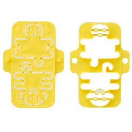 Japanese Bento Decoration Ham Cheese Cutter Monkey