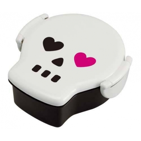 Love Skull Bento Lunch Box