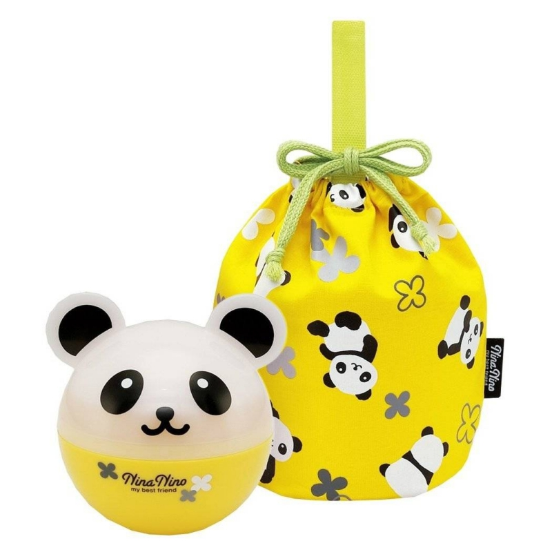 japanese bento panda ball bento yellow for bento box all. Black Bedroom Furniture Sets. Home Design Ideas