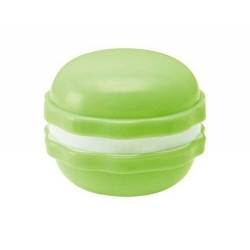 Macaroon Bento Snack Box Green 180 ml