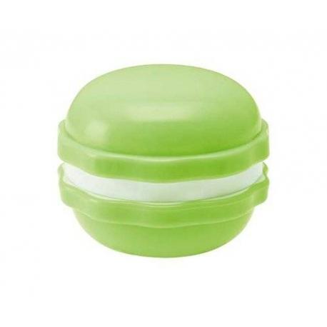 Macaroon Bento Snack Box Green