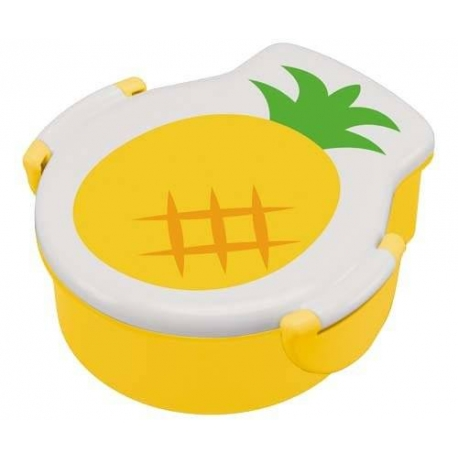 Bento Box Pineapple Design