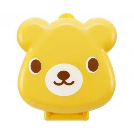 Japanese Triangle Rice Ball Bento Box Onigiri Case Bear