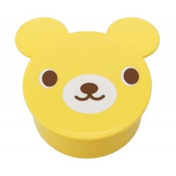 Japanese Small Bento Box Snack Bear 190 ml