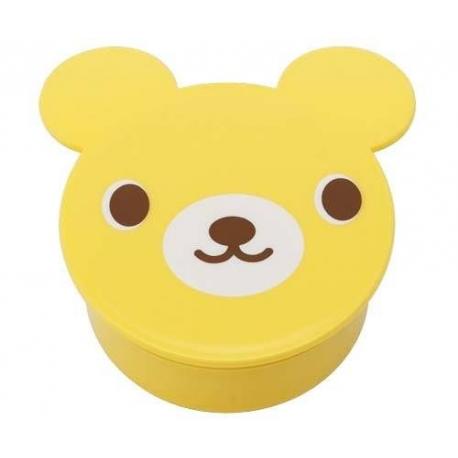 Japanese Small Bento Box Snack Bear