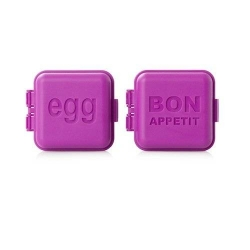 monbento Square Egg Mold Bento Decoration