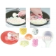 Bento Rice Mold Onigiri Mould 5 Animal Shapes