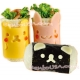 Decorative Bento Plate Cutters 4 Animal and Rice Mold