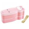 Japanese 2 tier Bento Box Sheep Set