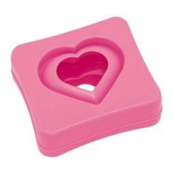 Japanese Bento Lunch Pocket Sandwich Cutter Mold Heart