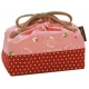 Japanese Bento Lunch Box Set Pink Pig