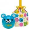 Japanese Bento Ball Blue Bear set