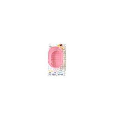 Japanese Bento Jumbo Silicone Food Cup 1 pc - Pink