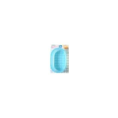 Japanese Bento Jumbo Silicone Food Cup 1 pc - Blue